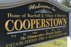 CooperstownWelcomeSign